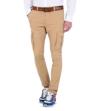 NAPAPIJRI MOTO STRETCH MAN CARGO TROUSERS,SAND