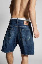 DSQUARED2 Denim Shorts Shorts Man