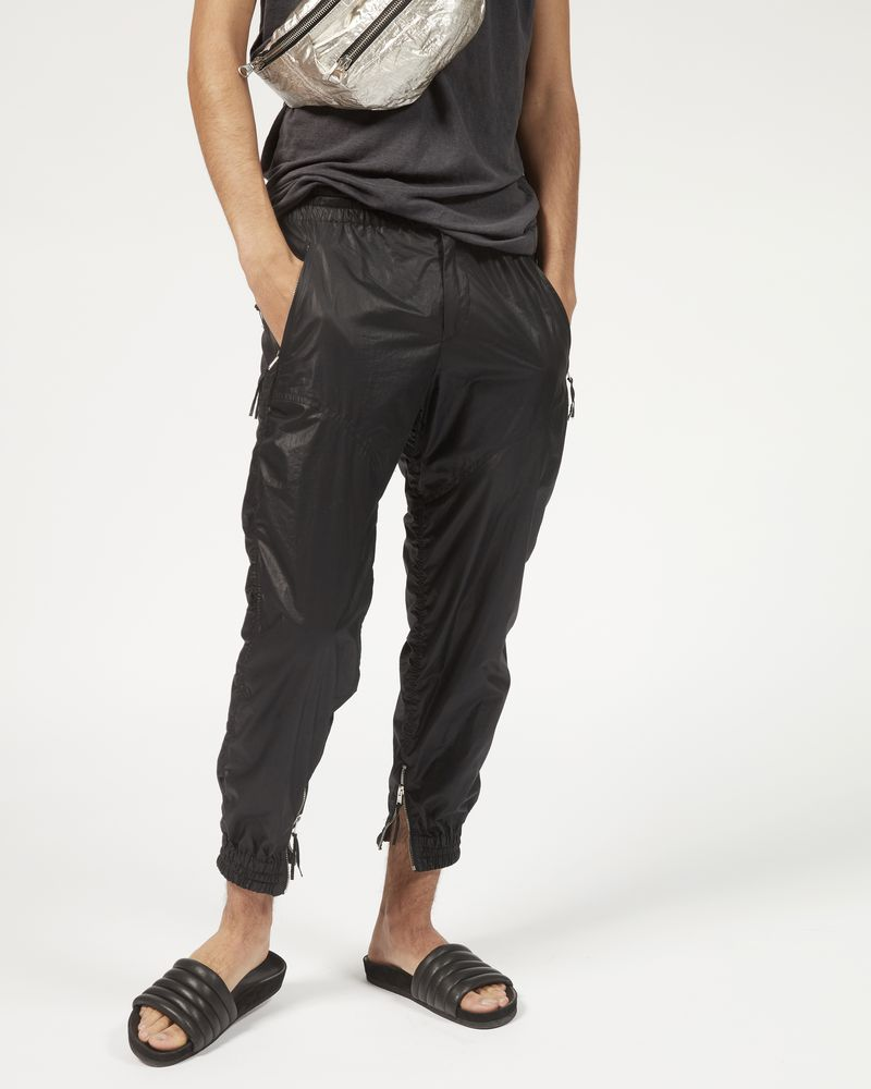 HARRIS waxed cotton pants ISABEL MARANT