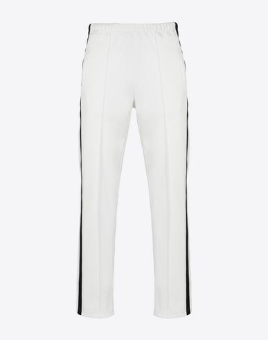 MAISON MARGIELA Casual pants U Polyester blend track pants f