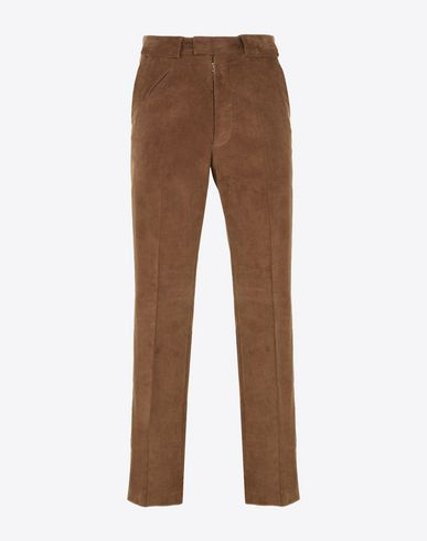 MAISON MARGIELA Casual pants Man Mohair-wool blend trousers f
