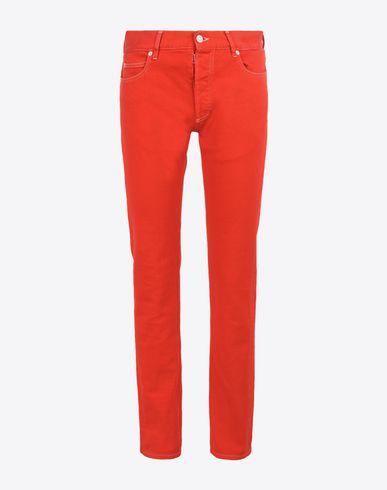 MAISON MARGIELA Polyester gabardine jeans Jeans U f