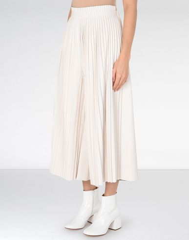 MM6 MAISON MARGIELA Casual pants Woman Pleated oversized trousers f