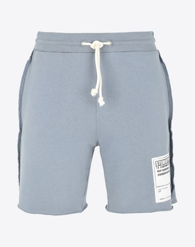 MAISON MARGIELA Cotton drawstring 'Stereotype' shorts Shorts U f
