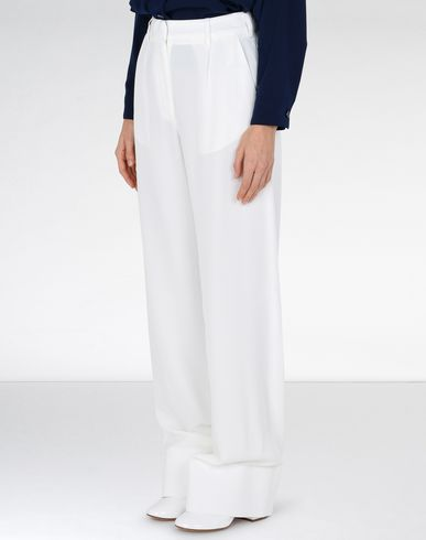 MM6 MAISON MARGIELA Casual pants Woman Flare suiting trousers f