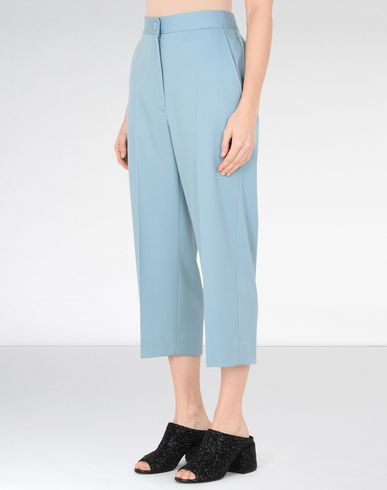 MM6 MAISON MARGIELA 3/4-length short Woman Twill suiting trousers f