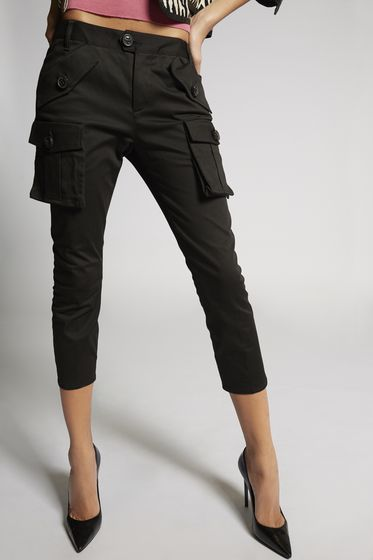 DSQUARED2 Trousers Woman S72KA0791SX9477900 b
