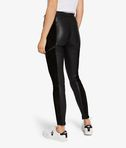 KARL LAGERFELD Leather & Suede Legging 8_d