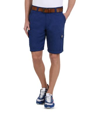 NAPAPIJRI PORTES EXCLUSIVE MAN SHORTS,BLUE