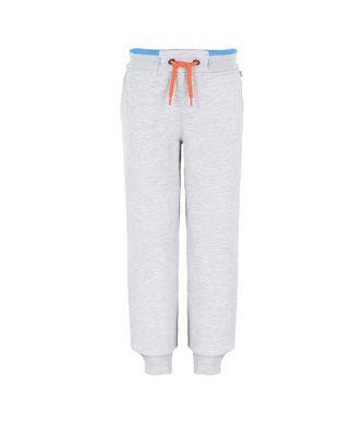 NAPAPIJRI K MADDOX KID KID SWEATPANTS,LIGHT GREY