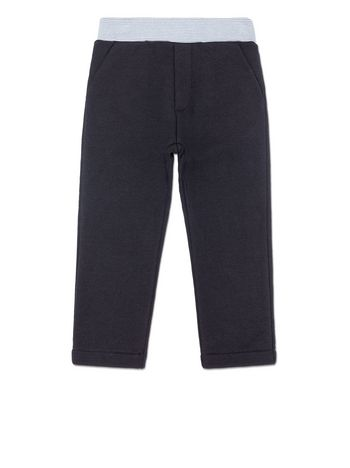 Marni PANT IN BLUE COTTON Man