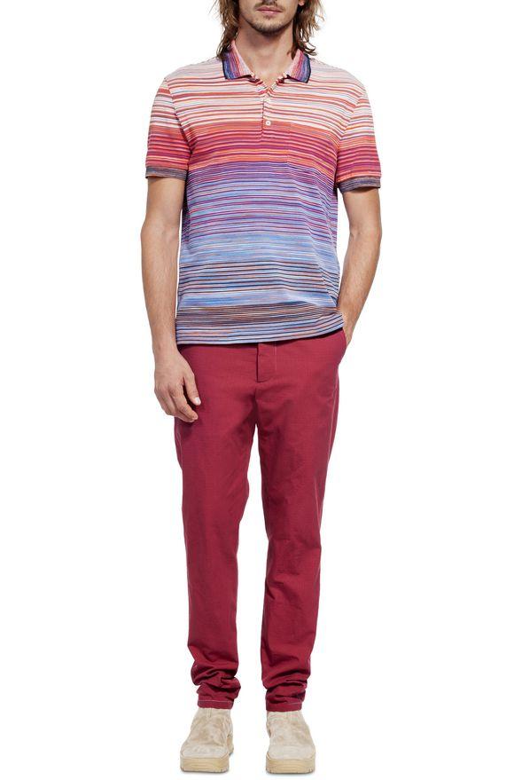 MISSONI Pants Man, Frontal view