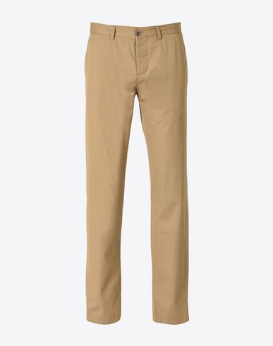 MAISON MARGIELA Casual pants U Cotton twill trousers f