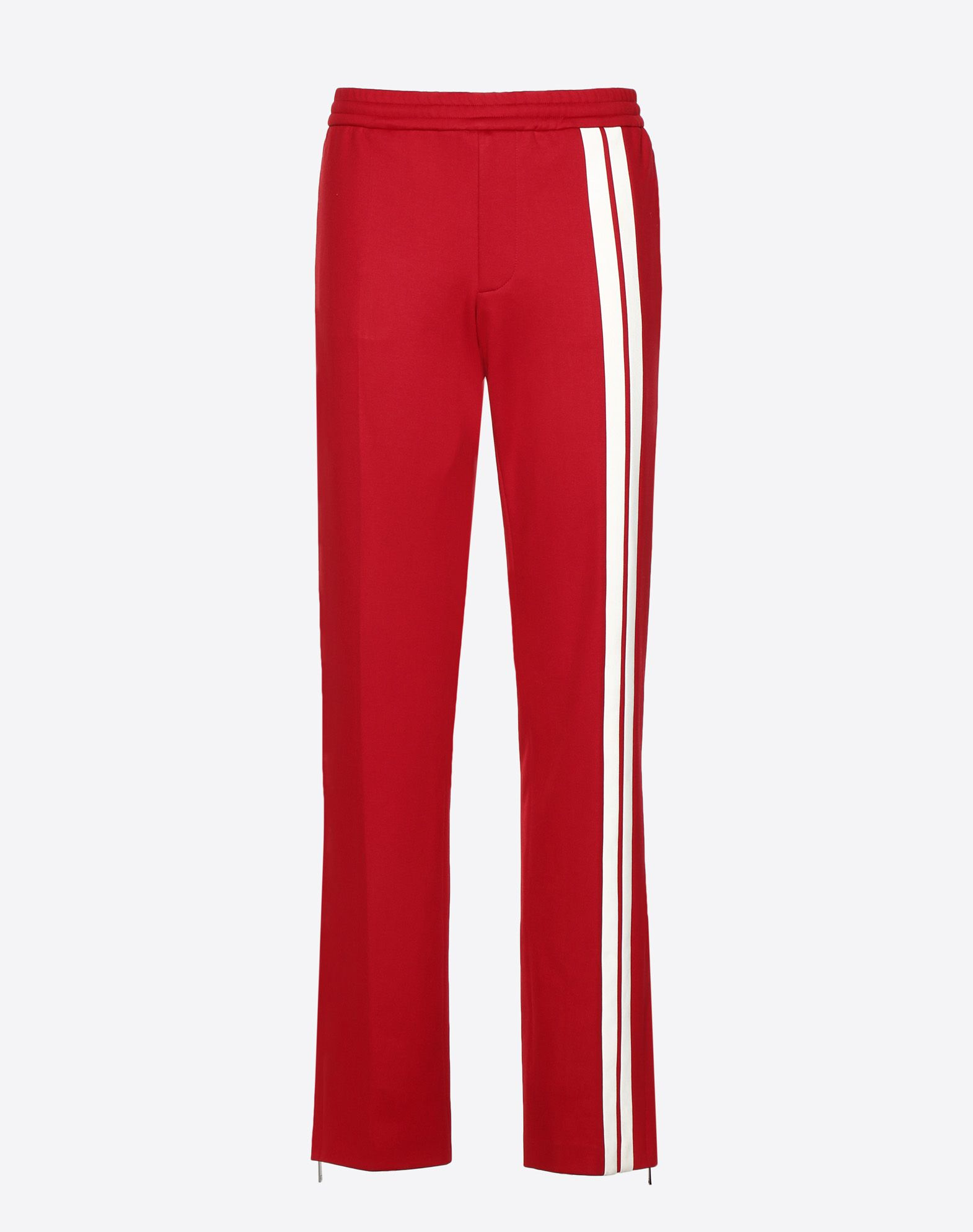 VALENTINO UOMO Trousers with contrasting bands Trousers U f