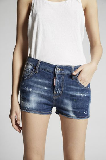 DSQUARED2 Shorts Woman S75MU0254S39781100 m