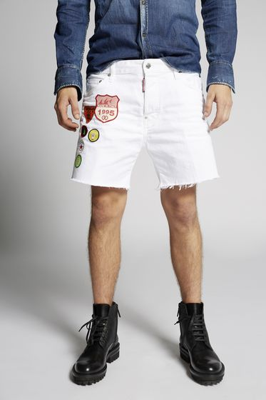 DSQUARED2 Shorts Man S74MU0484S39781100 b