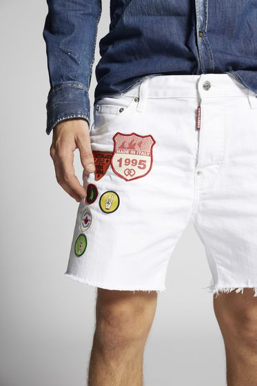 DSQUARED2 Shorts Man S71MU0479S30342964 m