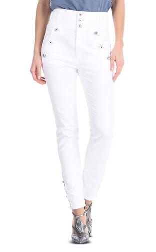 JUST CAVALLI Jeans Woman Denim shorts f