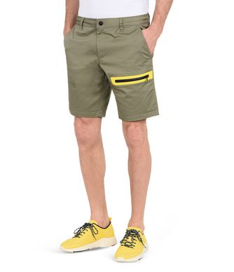 NAPAPIJRI NACEL MAN SHORTS,MILITARY GREEN
