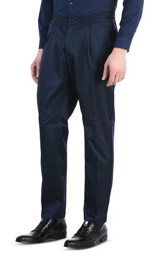JUST CAVALLI Pantalone Uomo Pantalone di tuta effetto Jacquard f