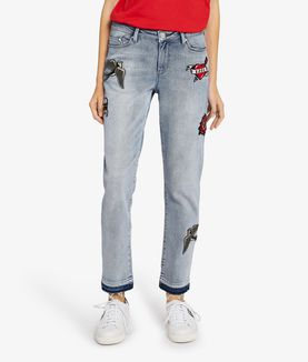 KARL LAGERFELD CAPTAIN KARL GIRLFRIEND DENIM