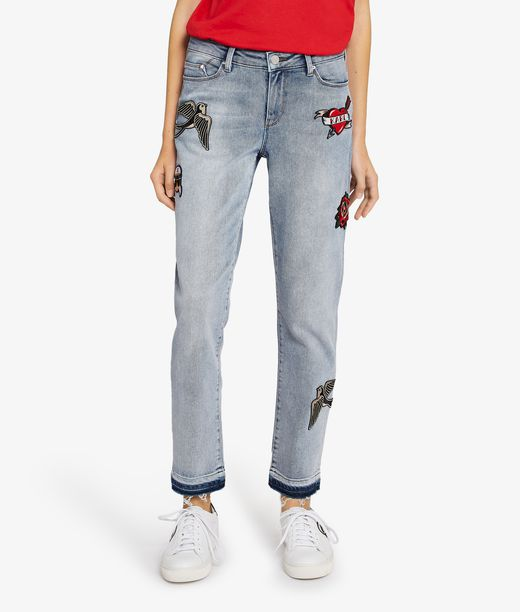 KARL LAGERFELD Captain Karl Girlfriend Denim 12_f