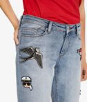 KARL LAGERFELD Captain Karl Girlfriend Denim 8_r