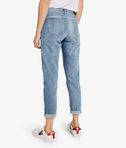 KARL LAGERFELD Distressed Blue Denim 8_d