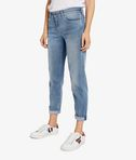 KARL LAGERFELD Distressed Blue Denim 8_f