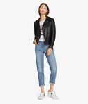KARL LAGERFELD Distressed Blue Denim 8_r