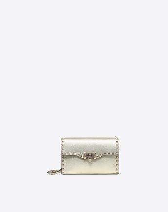 VALENTINO GARAVANI CROSS BODY BAG D Rockstud Bag f