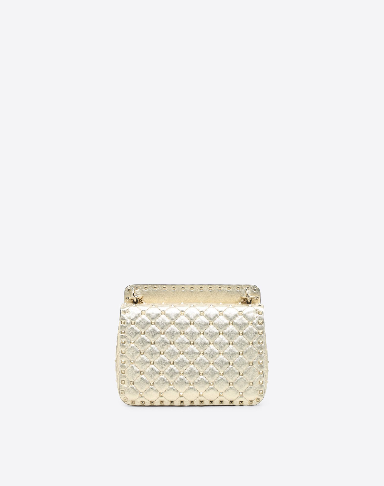 VALENTINO Rockstud Spike Medium Chain Bag Shoulder bag D d