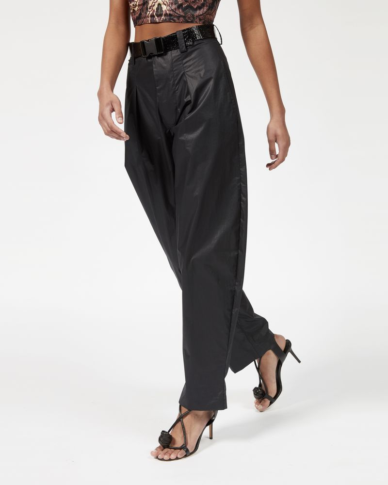 HEXI wide leg trousers  ISABEL MARANT