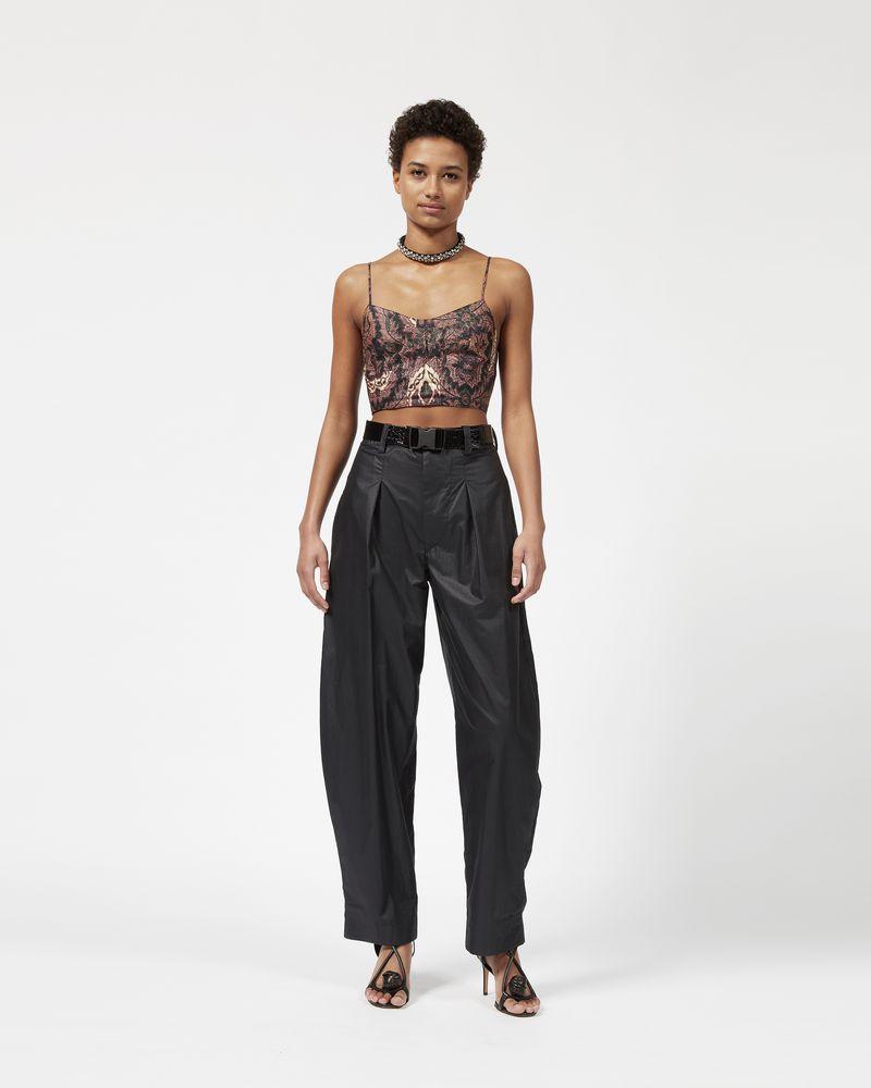 HEXI wide leg trousers  ISABEL MARANT
