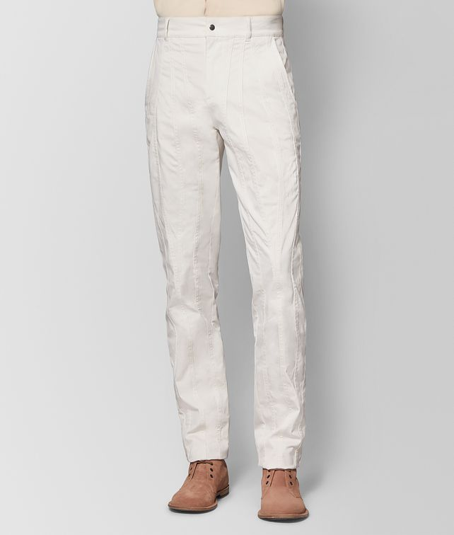 BOTTEGA VENETA MIST COTTON PANT Jeans or Pant [*** pickupInStoreShippingNotGuaranteed_info ***] fp