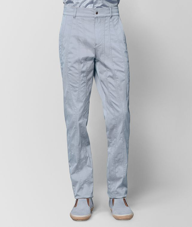 BOTTEGA VENETA ARCTIC COTTON PANT Pants and Shorts [*** pickupInStoreShippingNotGuaranteed_info ***] fp