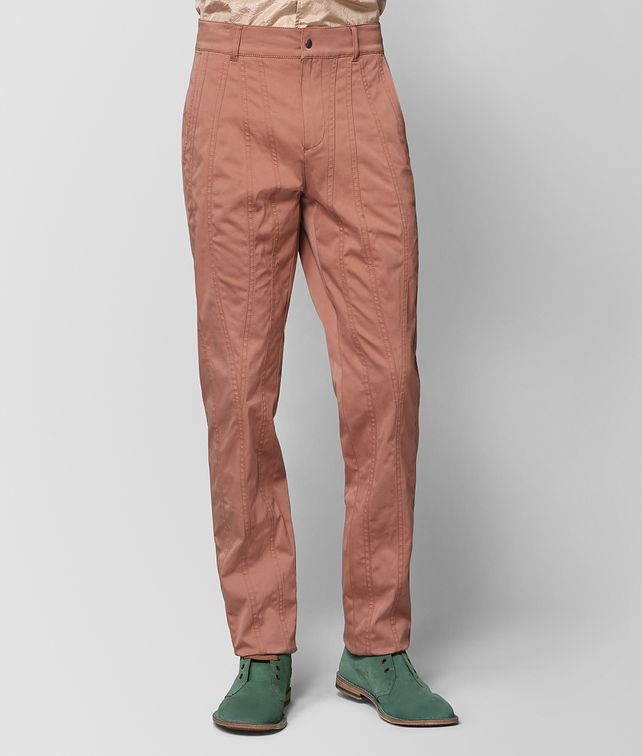 BOTTEGA VENETA DAHLIA COTTON PANT Jeans or Pant Man fp