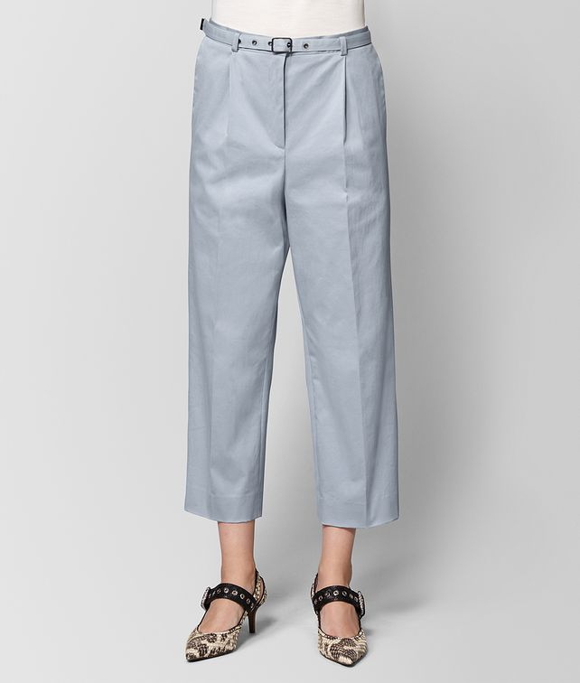BOTTEGA VENETA ARCTIC COTTON PANT Skirt or trouser Woman fp