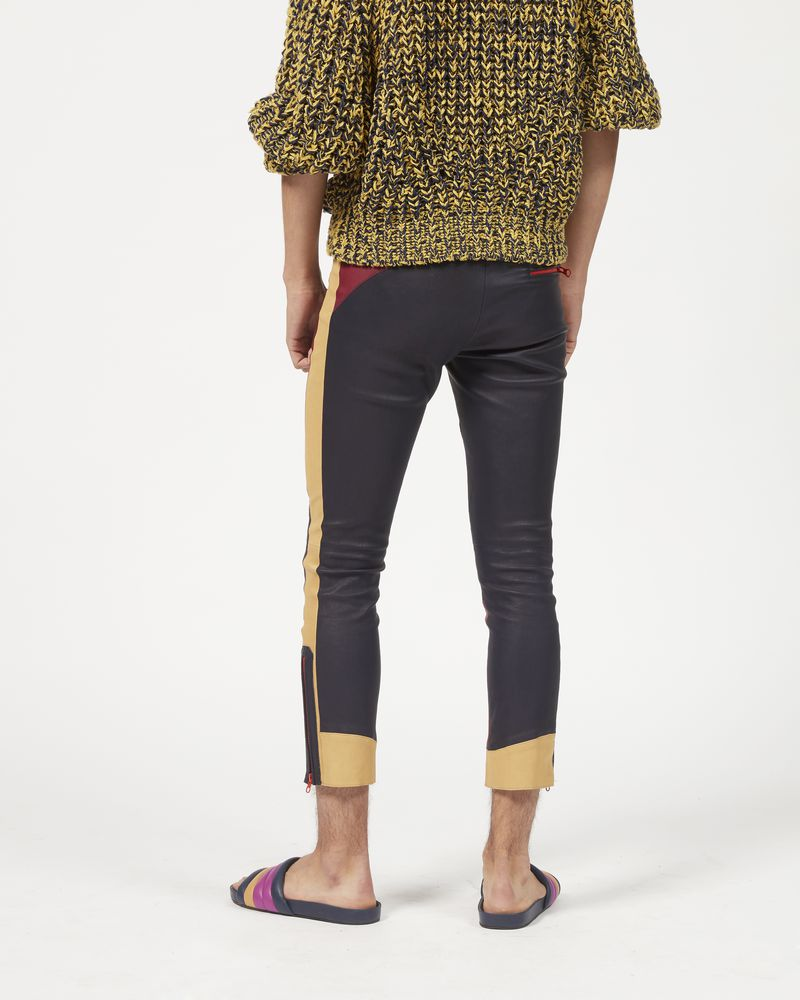ASPEN leather leggings ISABEL MARANT