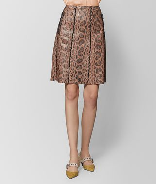 DAHLIA ANACONDA SKIRT