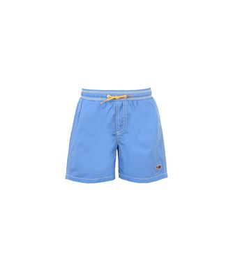 NAPAPIJRI K VILLA SOLID KID KID SWIMMING TRUNK,AZURE