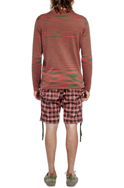 MISSONI Shorts Red Man - Front