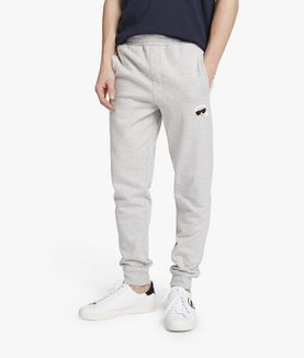 KARL LAGERFELD KARL'S ESSENTIAL TRACK BOTTOMS