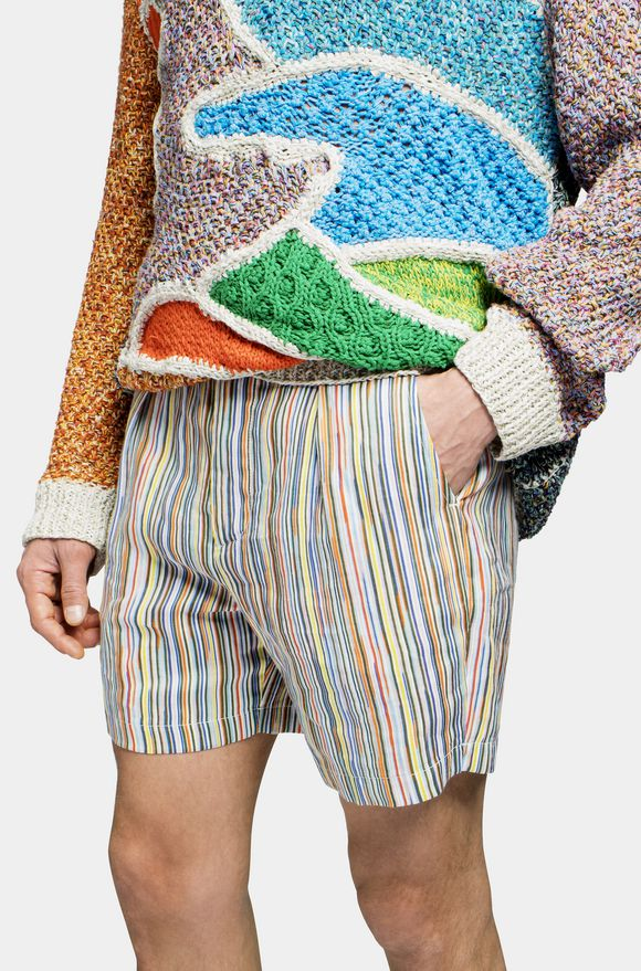 MISSONI Shorts Man, Detail