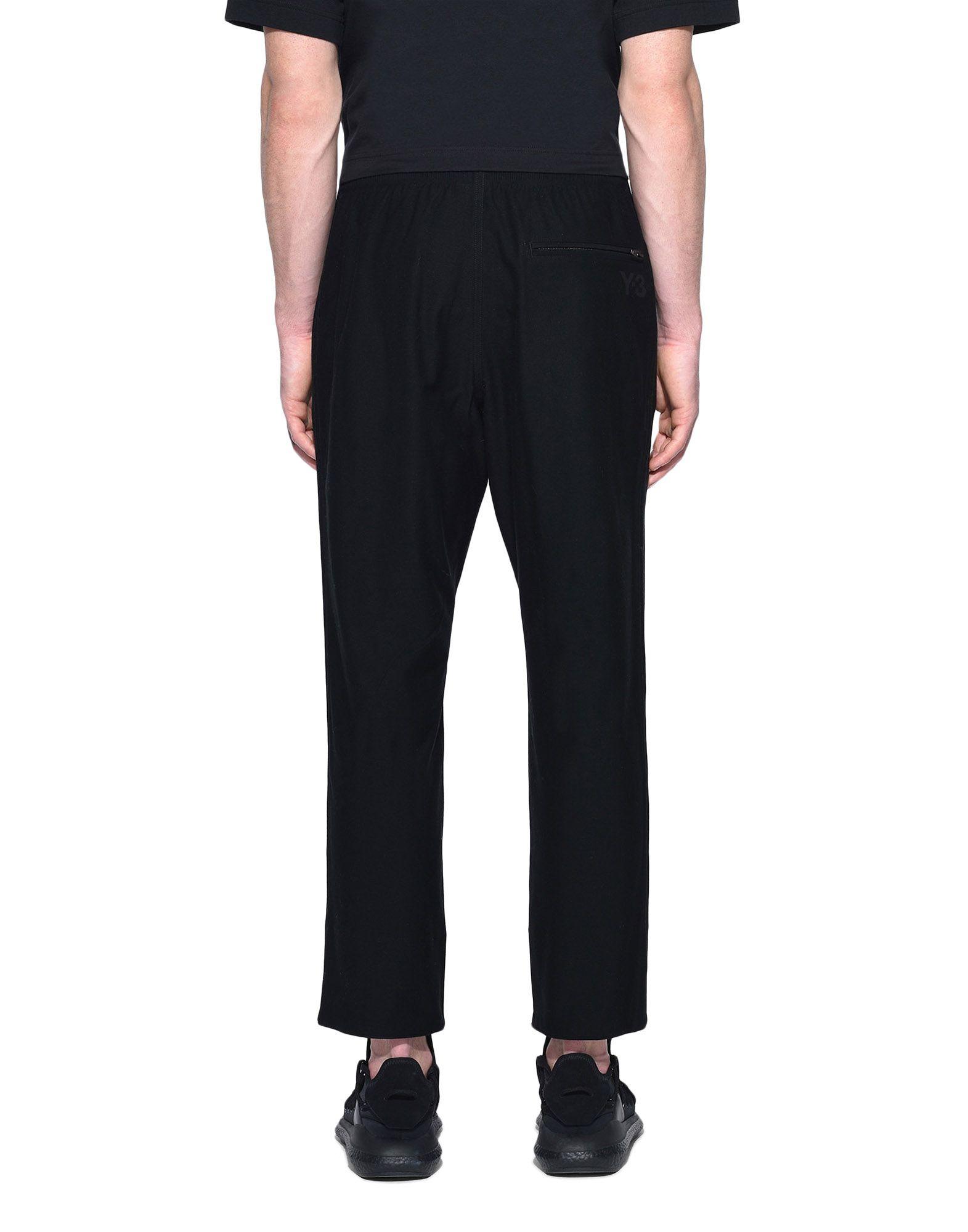 Y-3 Y-3 Twill Cropped Pants Hose Herren d