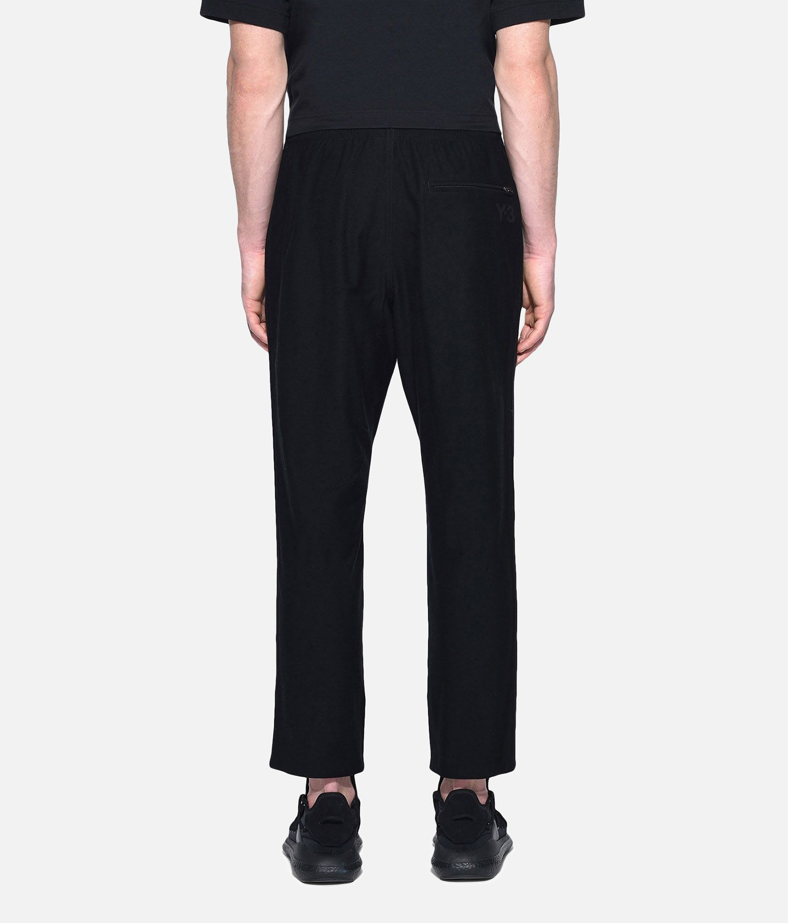Y-3 Y-3 Twill Cropped Pants Casual trouser Man d