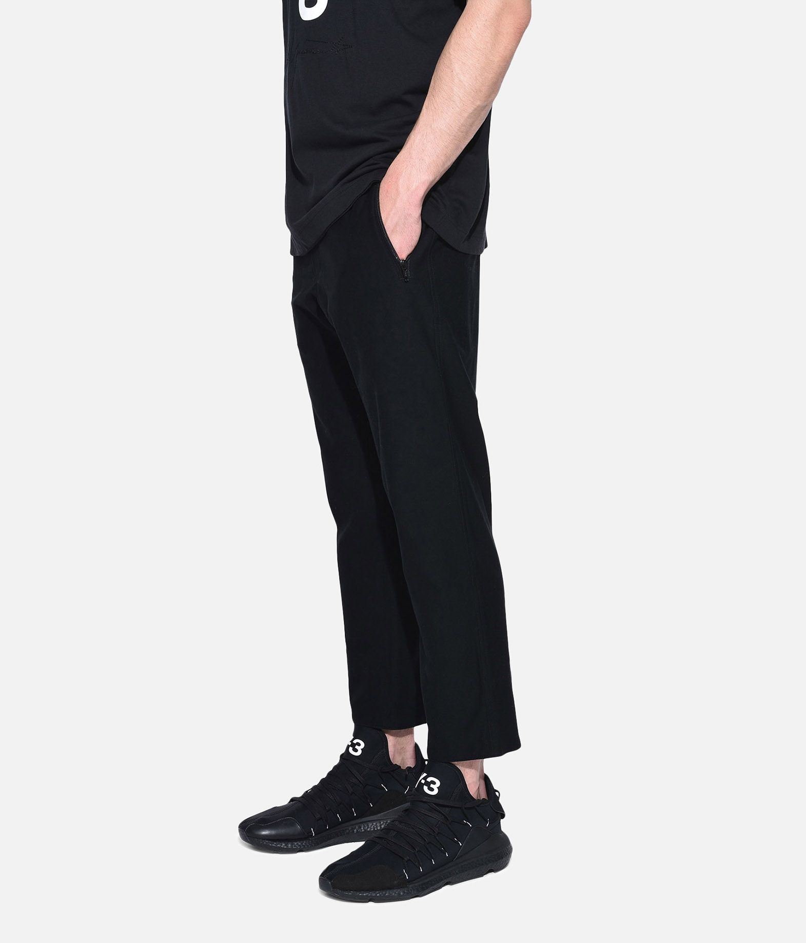 Y-3 Y-3 Twill Cropped Pants Casual trouser Man e
