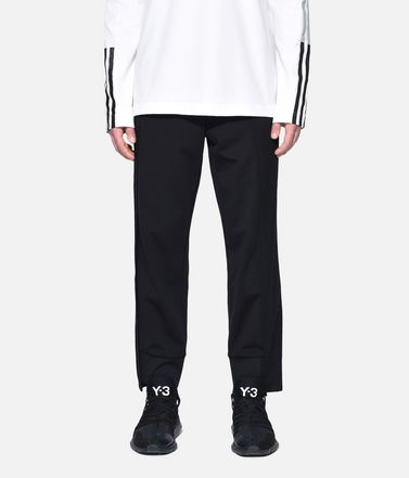 Y-3 Casual trouser Man Y-3 Patchwork Pants r