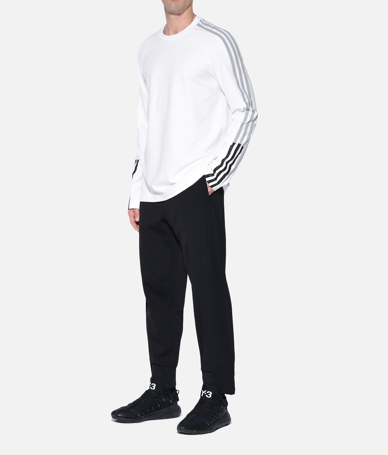 Y-3 Y-3 Patchwork Pants Casual trouser Man a
