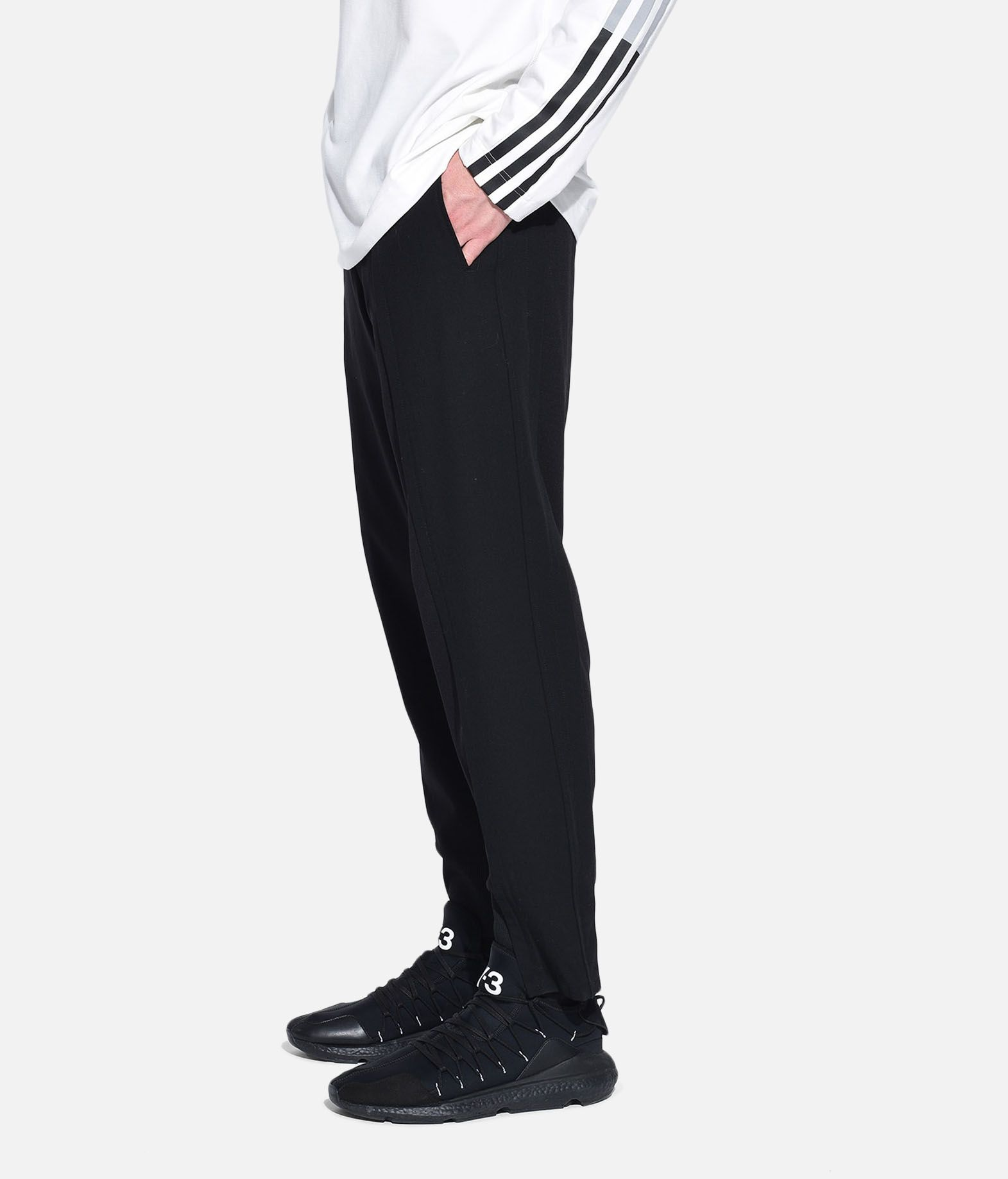 Y-3 Y-3 Patchwork Pants Casual trouser Man e